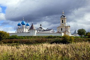 Vysotsky Monastery, Serpukhov Russia